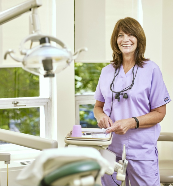 welcoming staff Dentist in Baltimore